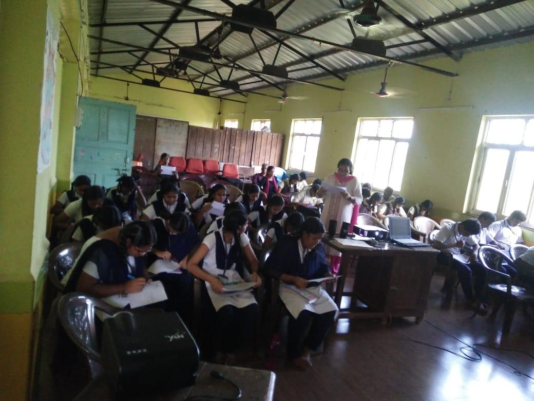 Career guidance camp